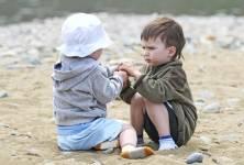 Agresivita malých dětí